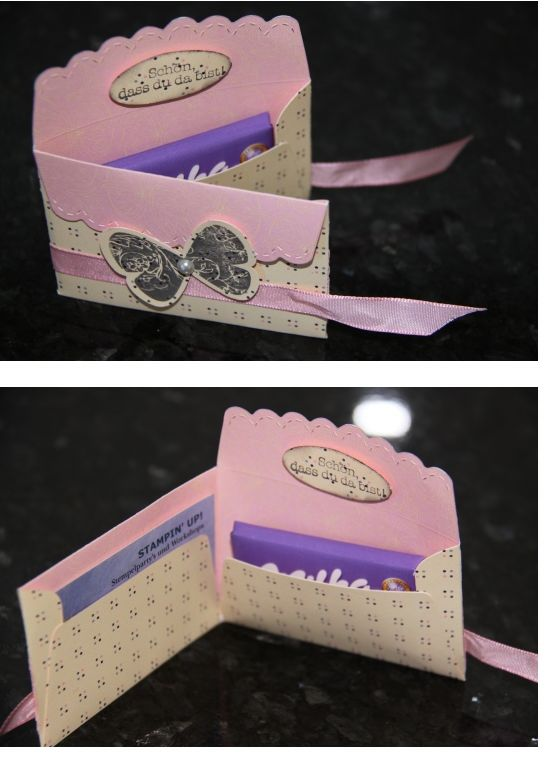 scallop envelope card.