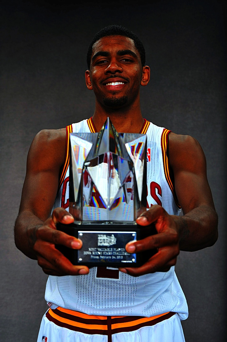 Kyrie Irving one of my inspirational people.