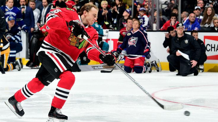 Hockey fans are constantly involved in arguments over who the best player in the league is, or which player has the best shot, but according to math, the Chicago Blackhawks have the best shooter in the...