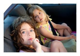 Kid Friendly Snacks For On The Road