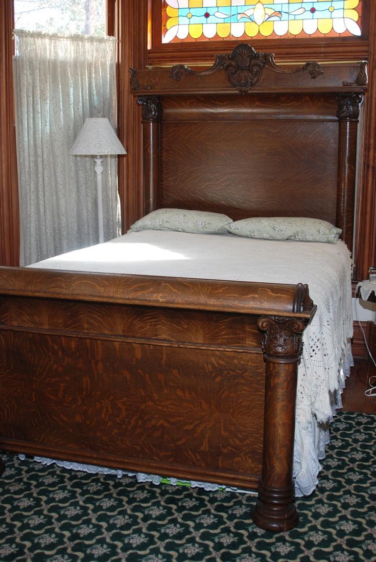 287 best antique beds images on pinterest | antique beds, vintage