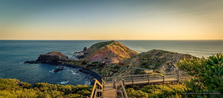 Cape Schanck Panorama.  Adis Zornic Photography
