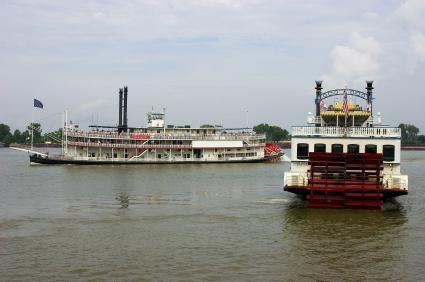 Mississippi River Boat Cruise