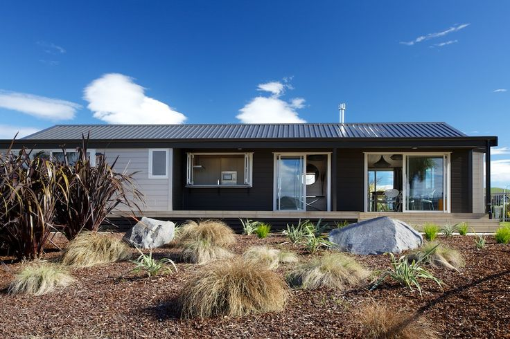 The Stewart, Lockwood show home in Taupo