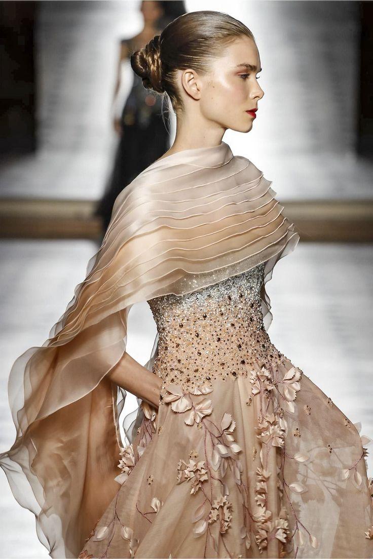 Sognando la Bellezza — Tony Ward at Couture Fall 2017