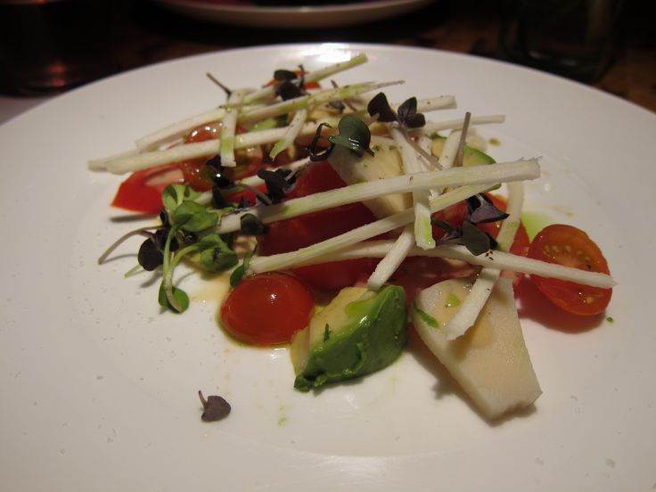 Heart of Palm Salad