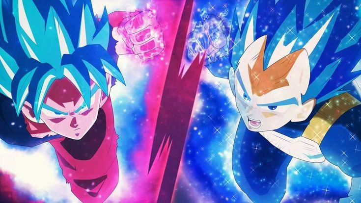 Goku SSBKKX10 And Vegeta Ascended SSB