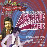 Ronnie Lane Memorial Concert: Royal Albert Hall - 8th April 2004 [CD]