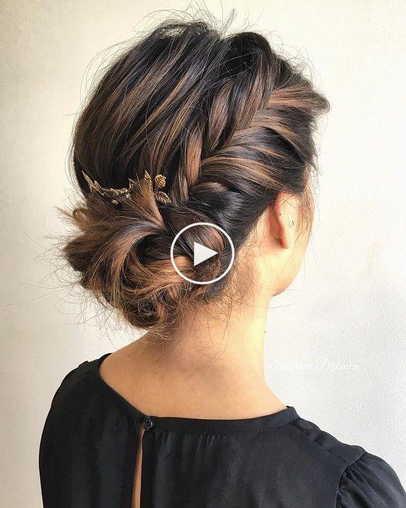 16++ Coiffure mariage cheveux fins et raides inspiration