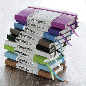 Leuchtturm1917 notebooks