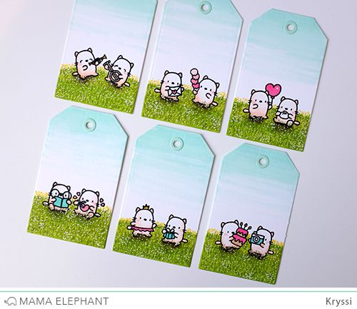 mama elephant | design blog