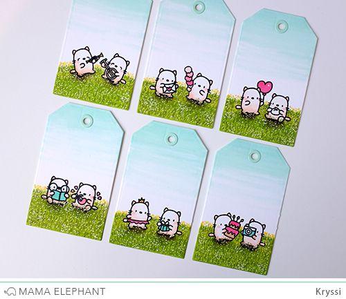 mama elephant | design blog: INTRODUCING: Little Cat Agenda