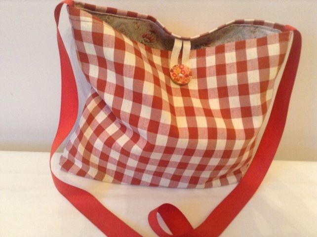 Peg Bag With Shoulder Strap 38