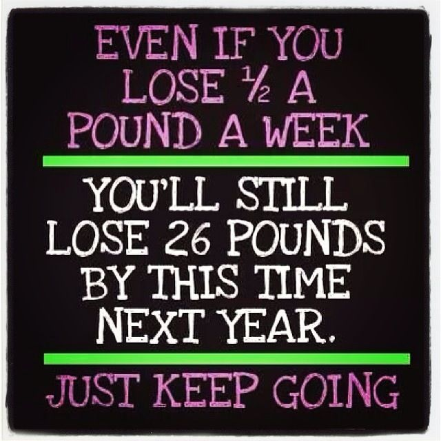 Just Keep Going ...