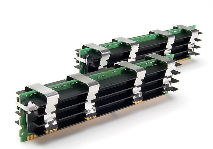 16GB (8 x 2GB) FULLY BUFFERED (FB-DIMM) PC2-6400 DDR2 ECC 800MHz SPECIAL APPLE KIT Memory