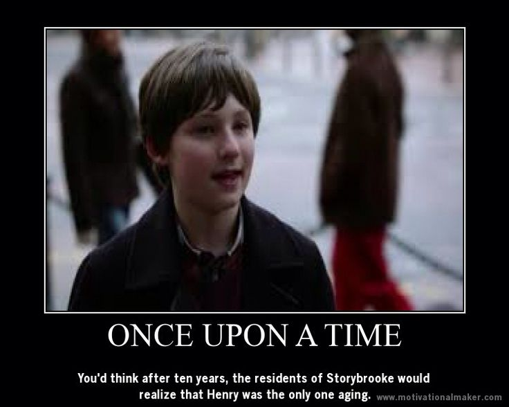 HENRY Once Upon a Time