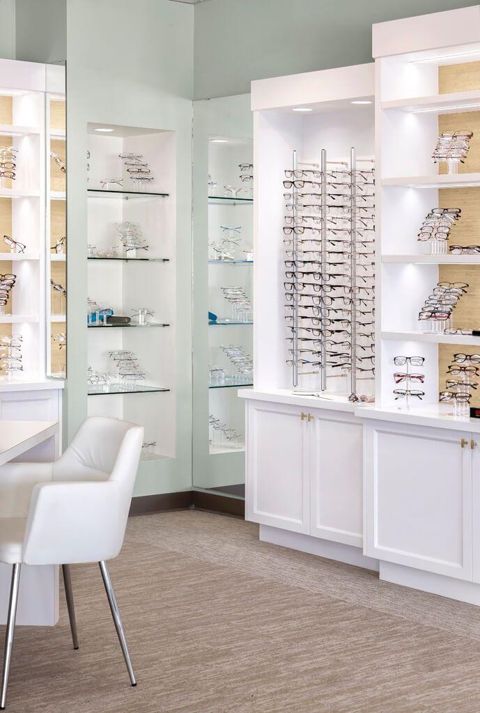 Optical Store Design Store Design Optometry Office Design
