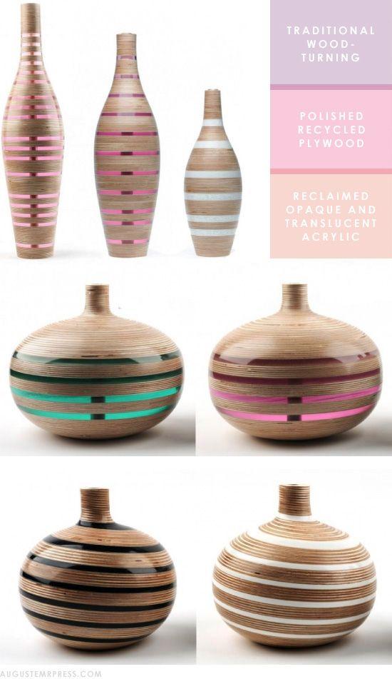 Sarah Thirlwell Vases