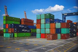 A shipping container is a container with strength suitable to withstand shipment, storage, and handling. These containers range from large reusable steel boxes used for intermodal shipments to the ubiquitous corrugated boxes. The containers are a means to bundle cargo and goods into large unitized loads, easily handled, moved, and stacked, and can be tightly packed in a ship or yard-similar to cardboard boxes and pallets. They are generally made up of aluminum and steel. Read More…