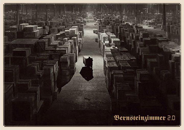 Bernsteinzimmer 2.0 - AWESOME BERLIN