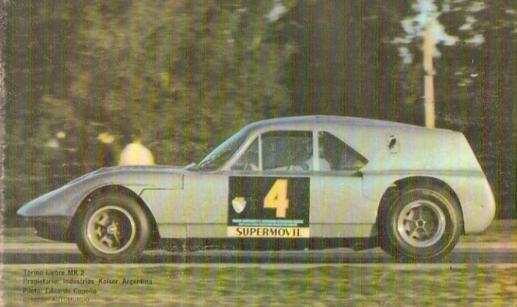 1968 Torino Liebre MKII - Eduardo José Copello