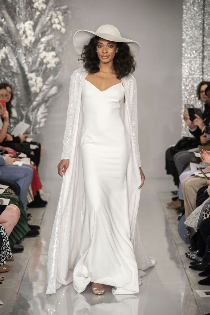 0dec8b6779faf Theia Bridal Spring 2020 | Dresses | Wedding dresses, Theia bridal ...