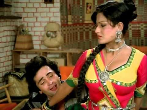 Payaliya Chhamki Ki - Moushumi Chatterjee - Rishi Kapoor - Do Premee Son...