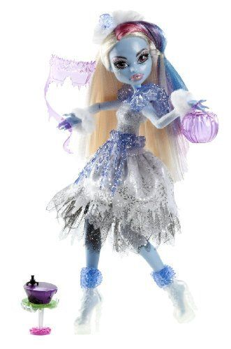 Monster High Ghouls Rule Abbey Bominable by Monster High. $29.99. Monster High Ghouls Rule Doll Collection The ghouls have always stayed home on Halloween but not this year. Theyve decided to come out of hiding to take back this haunting holiday in fangtastic, overthetop costumes.