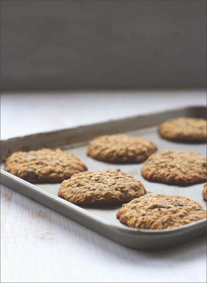 Müsli der Woche Nummer 16: Müsli-Kekse mit Cranberries | Granola-Cookies
