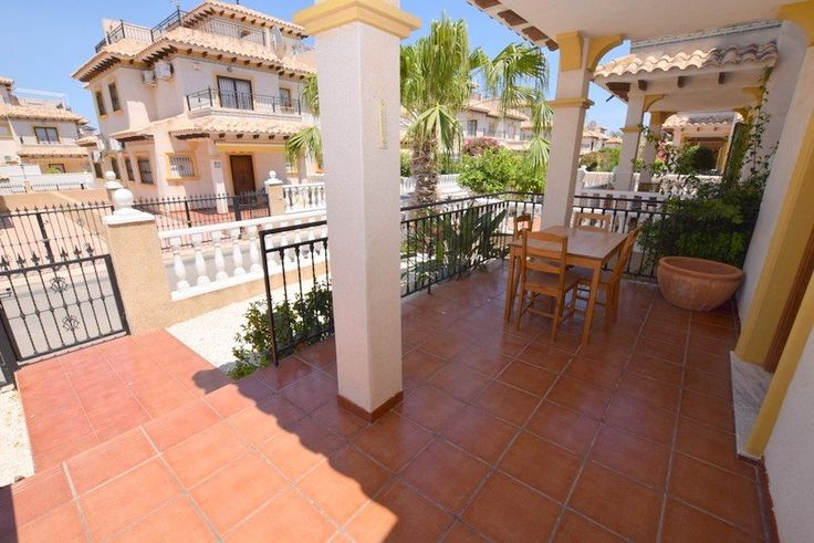 For Sale 2 bedroom 1 bathroom townhouse Playa Flamenca, Alicante,Comunidad Valenciana, Spain, € 124,950 , RF124557
