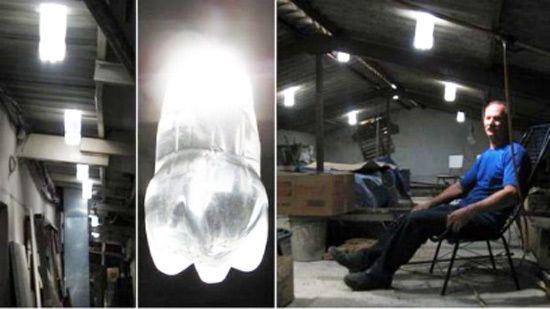 ADEVĂRUL NE VA ELIBERA: Lampă de iluminat foarte ieftină fără a utiliza cu...