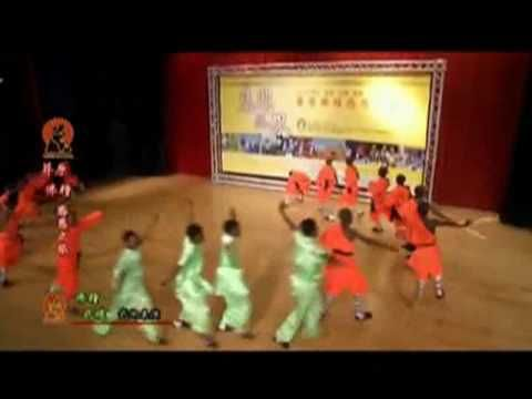 African black Shaolin Kung Fu Kids, part 2 orphans, raised and trained ...
