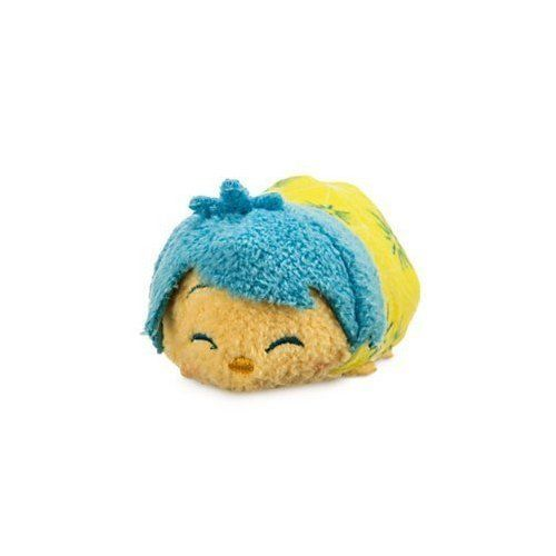 Inside Out Tsum Tsum Joy Plush Toy Plush is a popular Tsum Tsum plush toy manufactured by Disney. This is an affordable and sturdy toy that is ideal for the old and young alike.