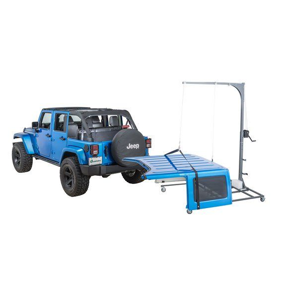 Jeep Lange Originals 014 100 Hoist A Cart Quadratec Jeep Jeep Wrangler Jeep Wrangler Jk