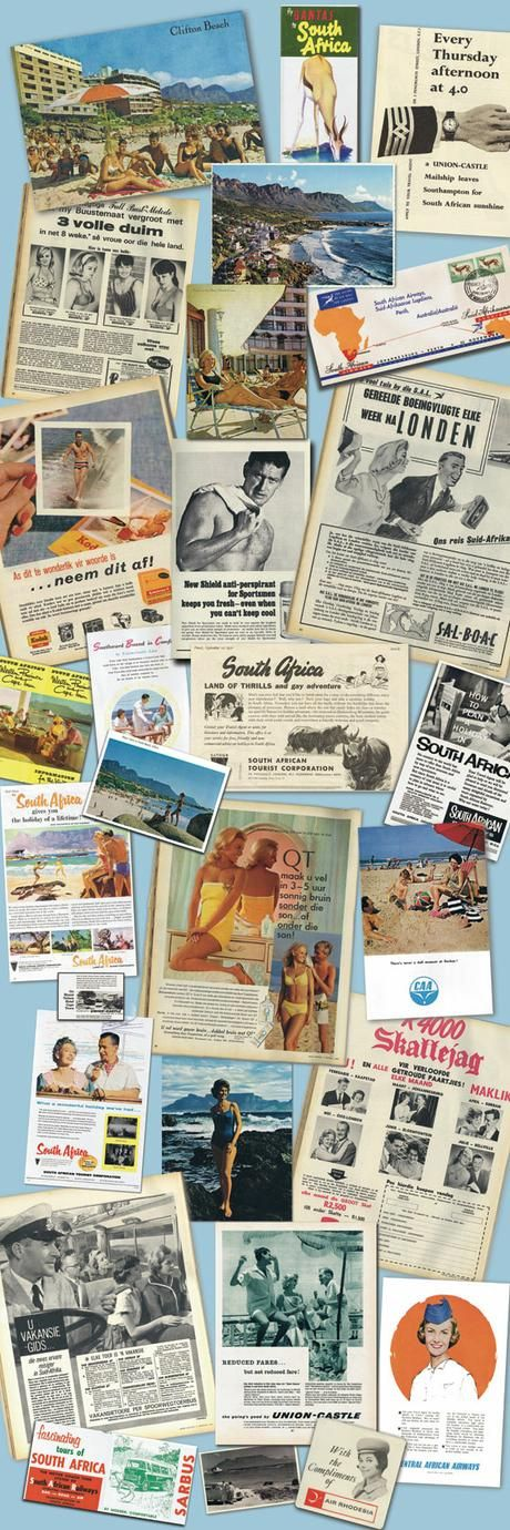 Nostalgia South Africa - Robin Sprong Surface Designer