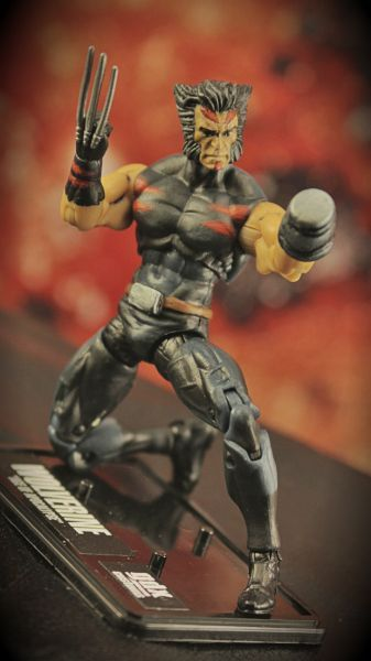 Wolverine (Age of Apocalypse) (Marvel Universe) Custom Action Figure by GDX CUSTOMS  #marvelcomics, #comics, #comicbooks, #customtoys, #customactionfigure, #toycommunity, #toycollector, #toycollection, #thewolverine, #wolverine, xmen, #ageofapocalypse