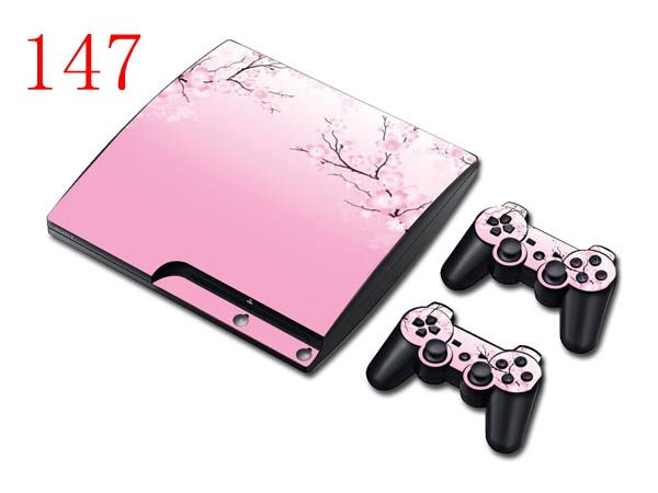 Pink Flower Skin Sticker For Sony PS3 Slim For PlayStation 3 Slim Console And Controller Skins Stickers -  Check Best Price for. Here we will provide the best deals of finest and low cost which integrated super save shipping for Pink Flower Skin Sticker for Sony PS3 Slim For PlayStation 3 Slim Console and controller skins Stickers or any product promotions.  I think you are very lucky To be Get Pink Flower Skin Sticker for Sony PS3 Slim For PlayStation 3 Slim Console and controller skins…