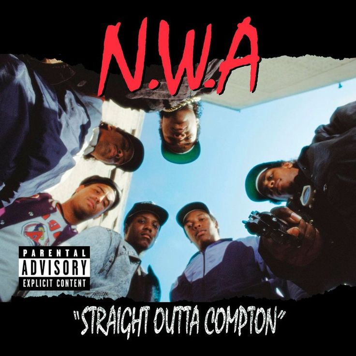 Today in Hip Hop History: N.W.A. released their debut album Straight Outta Compton August 8, 1988
