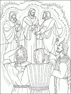 53 best Transfiguration of Jesus images on Pinterest