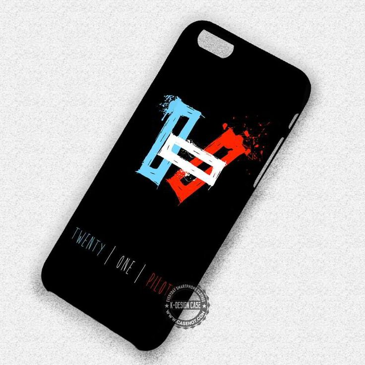 21 Pilots Logo Poster - iPhone 7 6s 5c 4s SE Cases & Covers