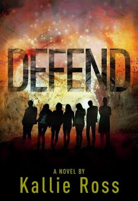 Tome Tender: Defend by Kallie Ross A Lost Tribe (Book 2)