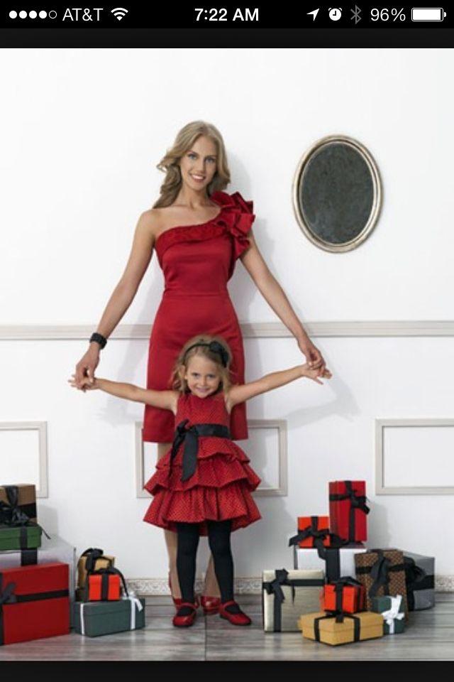 Fiesta mami e hija