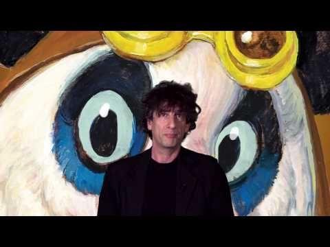 CHU'S DAY by Neil Gaiman -- Book Trailer