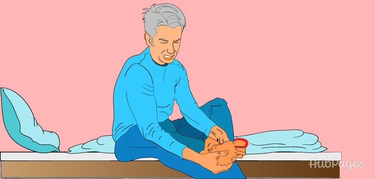 How to Instantly Relieve Pain from a Swollen Toe or Ingrown Toenail or Cuticle