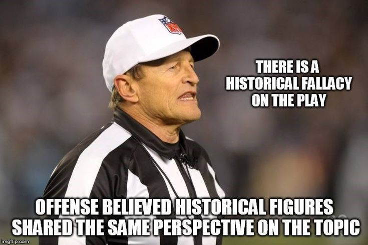 Meme of The Day: Logical Fallacy Ref Will Help You Keep Internet Arguments Fair
