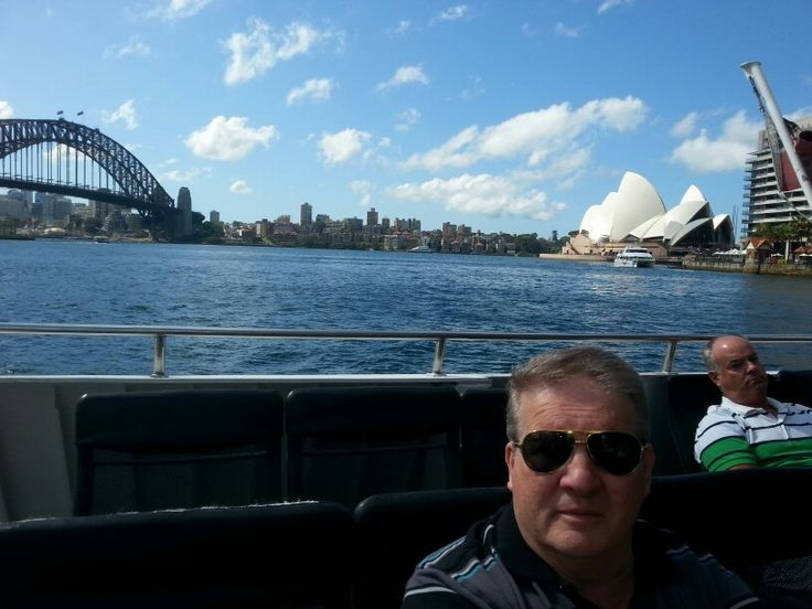 Heading to Watsons Bay for  birthday lunch