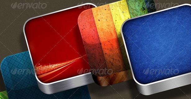 10 Design Resources for iOS App Icon
