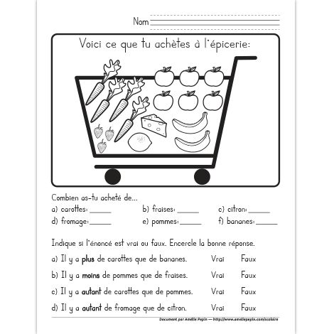 981 best images about French on Pinterest Free french, Core french - plan de maison gratuit pdf
