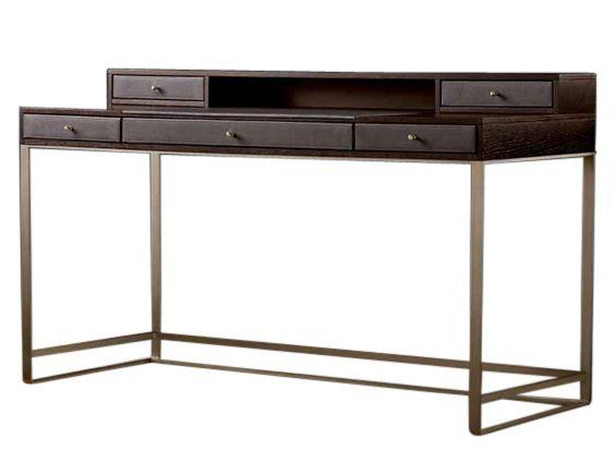 Writing Desk OA-C77GI - Contemporary Industrial Transitional Desks/Writing…