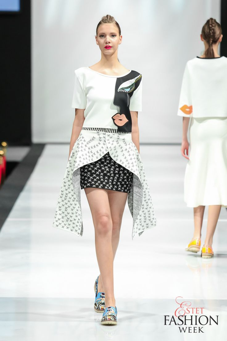 Naira Khachatryan в рамках Estet Fashion Week